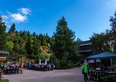 Rennsteiggarten Oberhof | Herbstfest